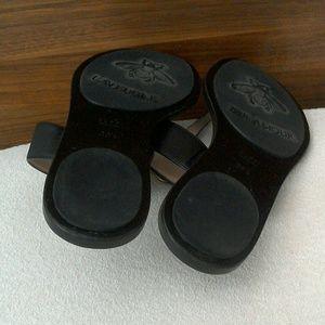 Gucci Shoes - Gucci Marmont T-Strap Sandal size 38.5